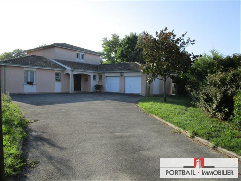 Sale house / villa St andre de cubzac 445000€ - Picture 1