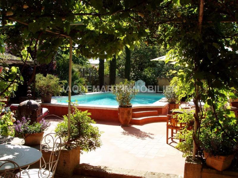 Venta de prestigio  casa Lambesc 795000€ - Fotografía 3