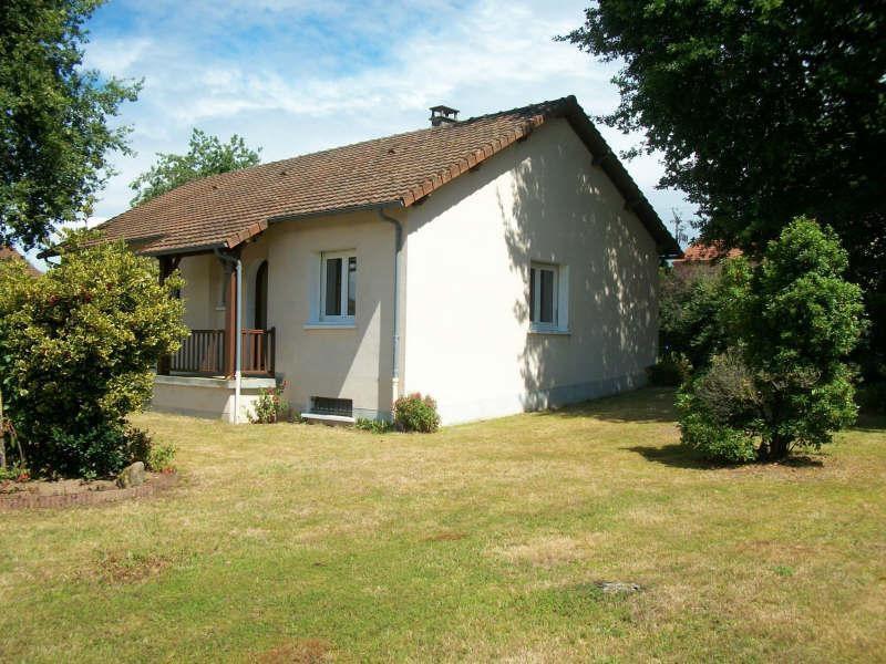 Vente maison / villa St hilaire les places 126600€ - Photo 1