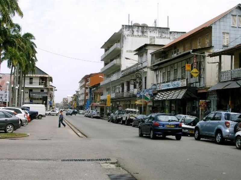 Location Local d'activités / Entrepôt Cayenne 0