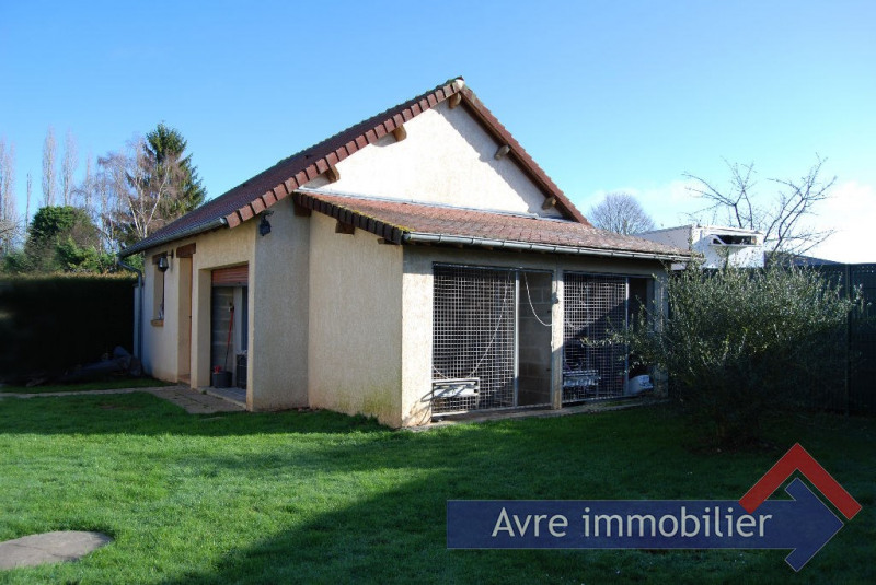 Sale house / villa Verneuil d avre et d iton 218000€ - Picture 11