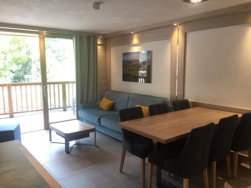 Vente appartement Le grand bornand 291 667€ - Photo 1