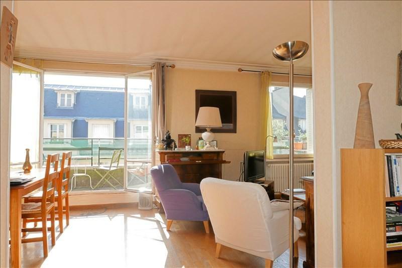 Vente de prestige appartement Paris 16ème 1097200€ - Photo 2