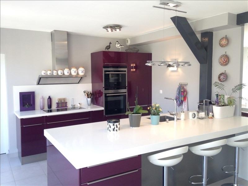 Sale house / villa Nanteuil les meaux 442000€ - Picture 3