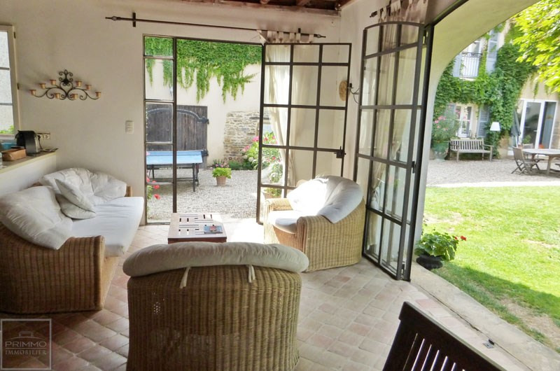 Deluxe sale house / villa Saint cyr au mont d'or 1 690 000€ - Picture 11