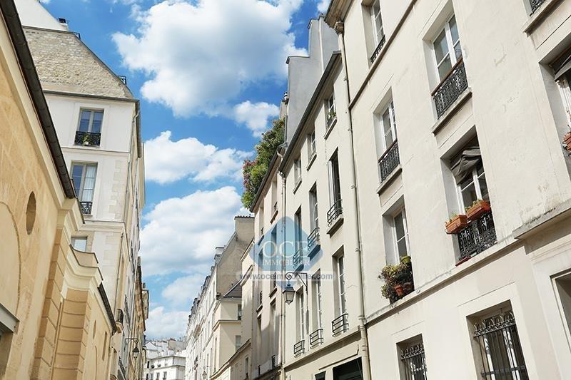 Sale apartment Paris 4ème 430000€ - Picture 3
