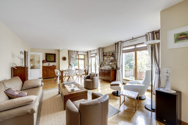 Verkauf von luxusobjekt wohnung Montrouge 1380000€ - Fotografie 2