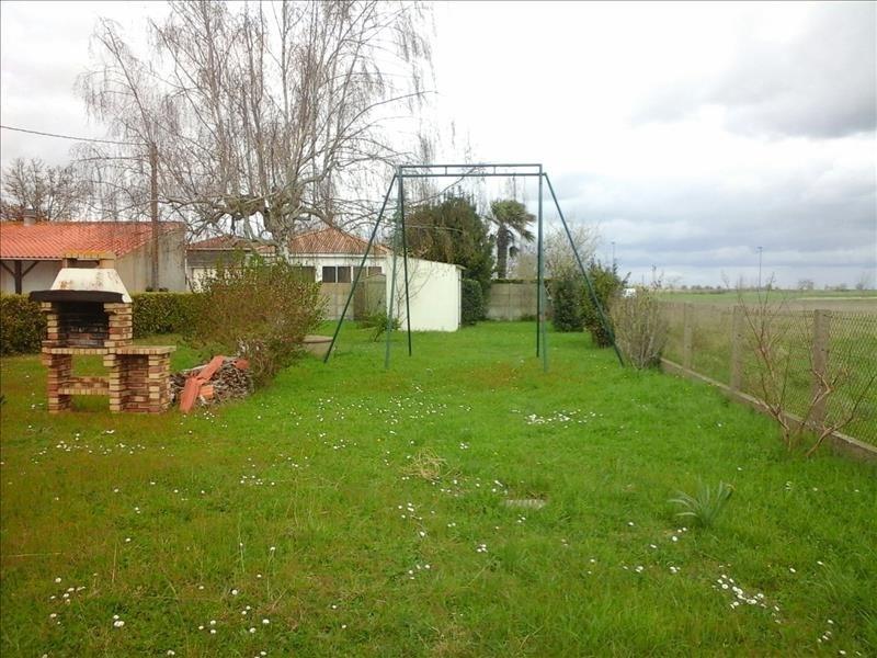 Vente maison / villa La faute sur mer 115500€ - Photo 1