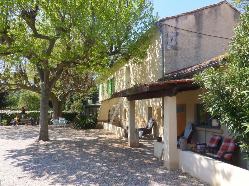 Vente maison / villa Avignon 450000€ - Photo 2