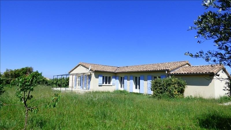Vente maison / villa Sablet 300000€ - Photo 4