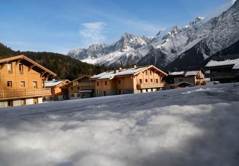 Sale apartment Les houches 335 000€ - Picture 1