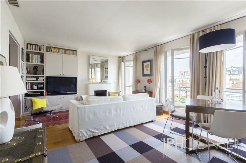 Vente appartement Neuilly sur seine 895 000€ - Photo 1