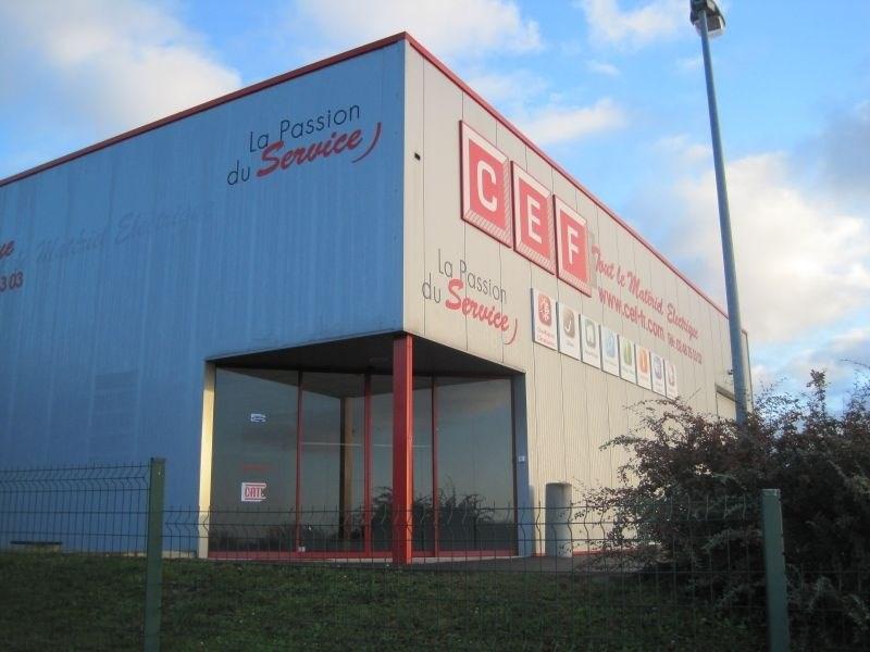 Location Local d'activités / Entrepôt Vierzon 0