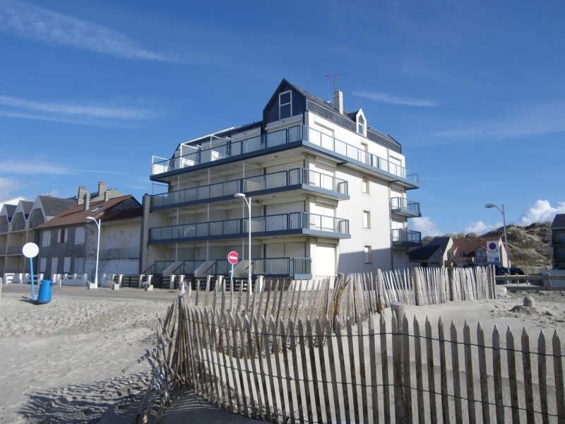 Vente appartement Fort mahon plage 116000€ - Photo 1