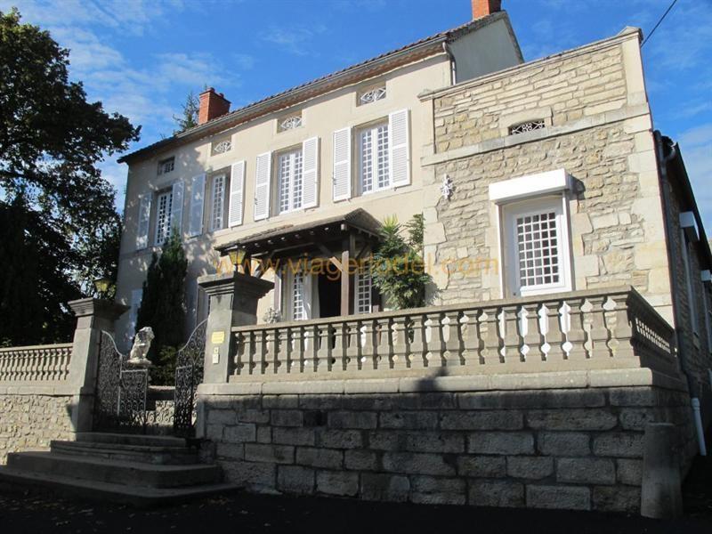 Lijfrente  huis Chaptuzat 34800€ - Foto 1