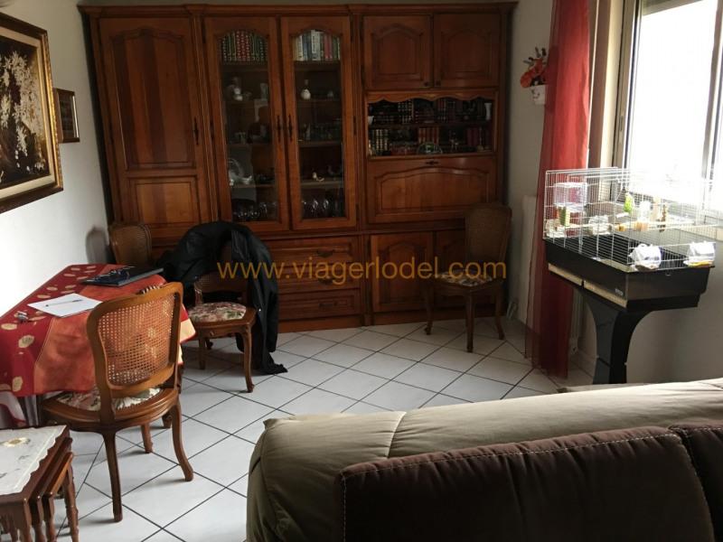 Vendita nell' vitalizio di vita appartamento Toulon 32500€ - Fotografia 2