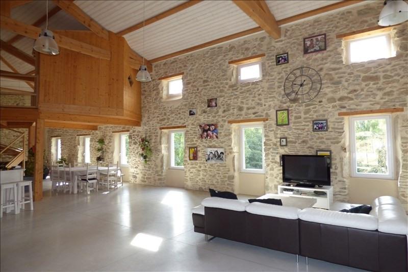 Deluxe sale house / villa Divajeu 625000€ - Picture 3