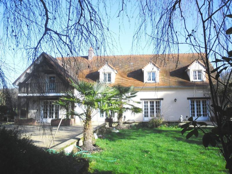 Sale house / villa Verneuil d'avre et d'iton 305000€ - Picture 1