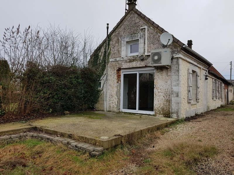 Vente maison / villa Meru 138200€ - Photo 2