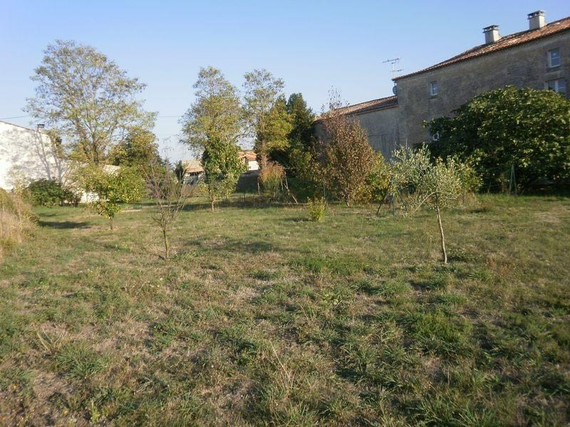 Vente terrain Prisse la charriere 28 000€ - Photo 1
