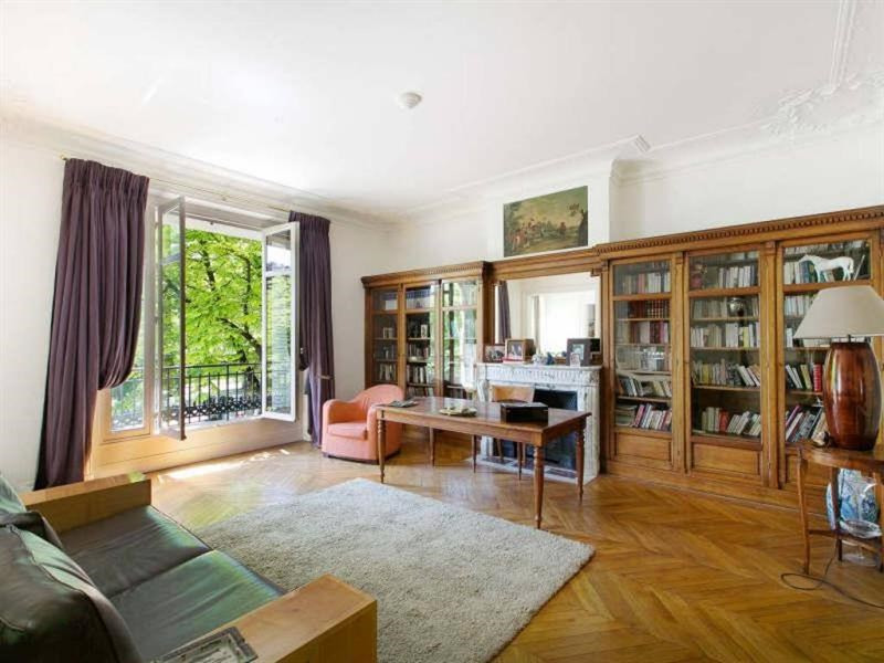 Revenda residencial de prestígio apartamento Paris 16ème 4200000€ - Fotografia 5