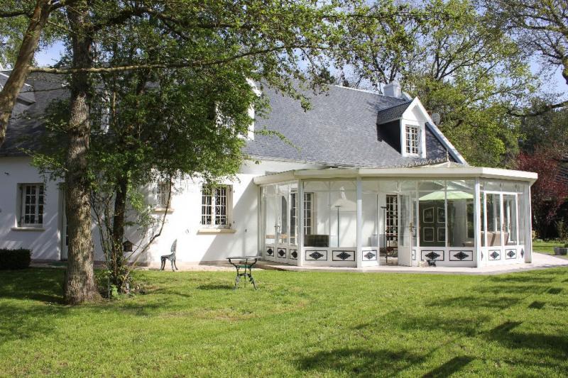 Revenda residencial de prestígio casa Le touquet paris plage 892500€ - Fotografia 1