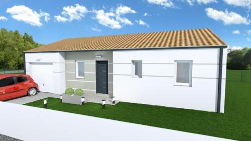 Maison  4 pièces + Terrain 593 m² Luçon par LOGIS DE VENDEE