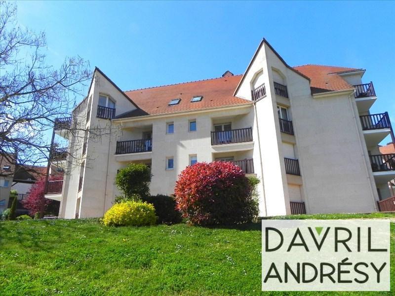 Revenda residencial de prestígio apartamento Andresy 179500€ - Fotografia 1