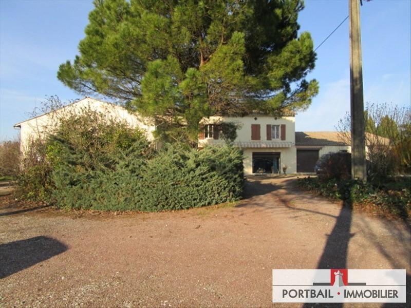 Vente maison / villa Blaye 425000€ - Photo 1