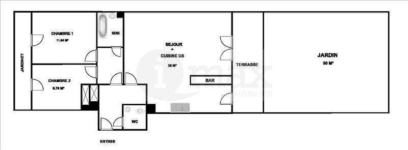 Vente appartement Asnieres sur seine 469000€ - Photo 6