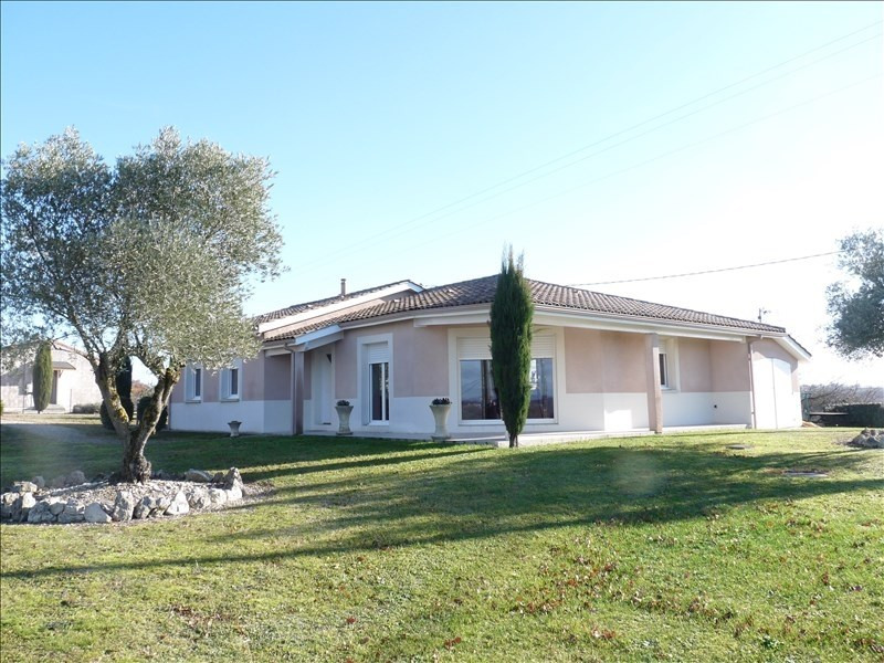 Sale house / villa Puymirol 220500€ - Picture 1