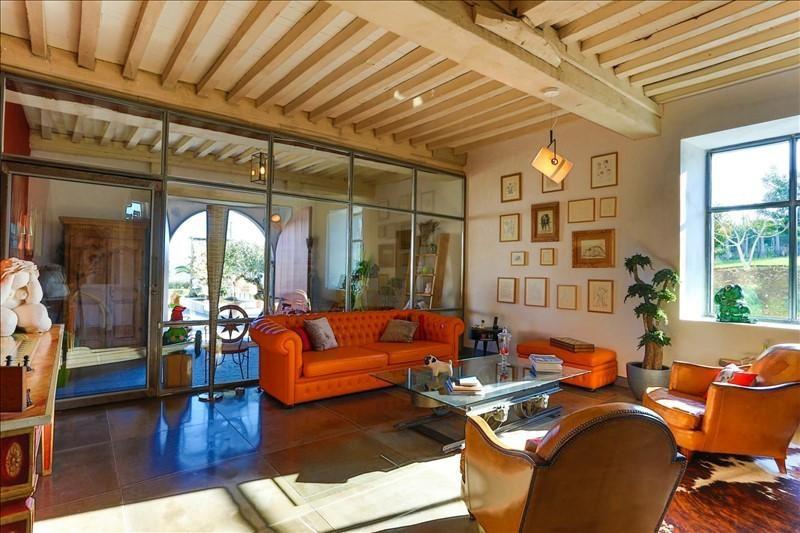 Venta de prestigio  casa St palais 430000€ - Fotografía 5