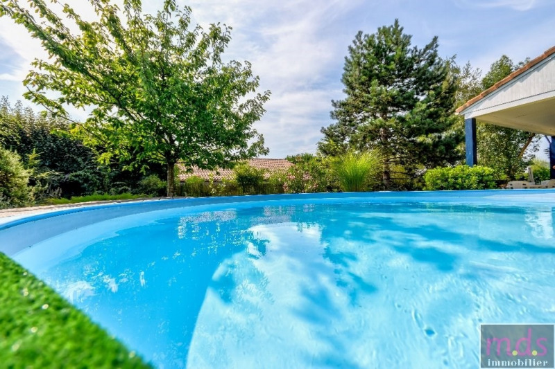 Sale house / villa Montrabe 455000€ - Picture 2