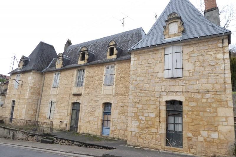 Investment property house / villa Montignac 138000€ - Picture 1