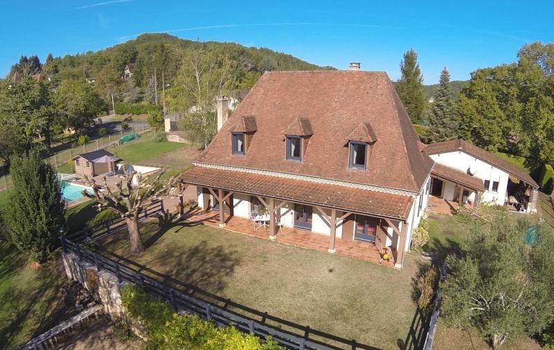 Sale house / villa St cyprien 388500€ - Picture 2