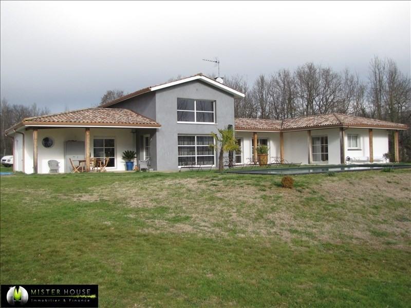 Verhuren  huis Monclar de quercy 1500€ +CH - Foto 1