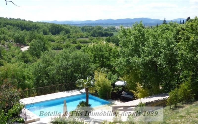 Sale house / villa Barjac 495000€ - Picture 1
