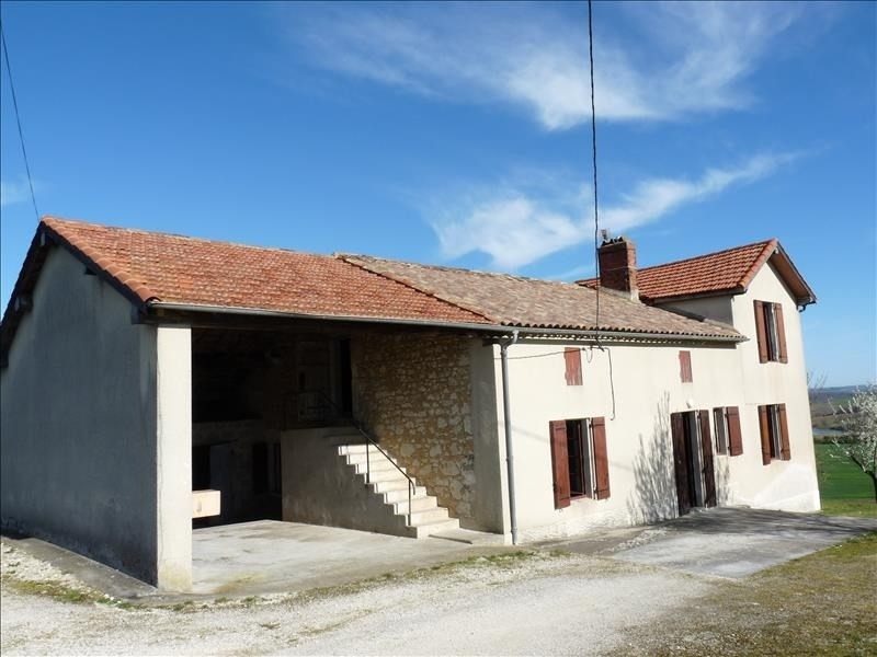 Sale house / villa Roquefort 120 910€ - Picture 1