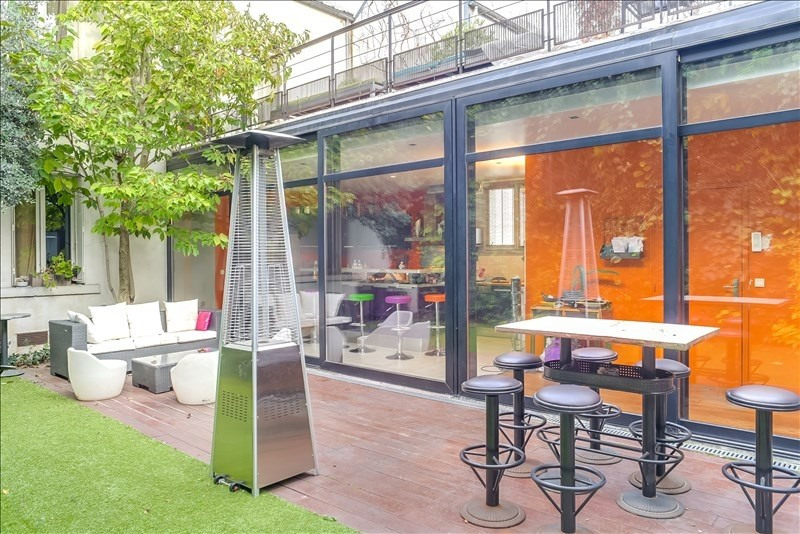 Sale apartment Colombes 1486000€ - Picture 2