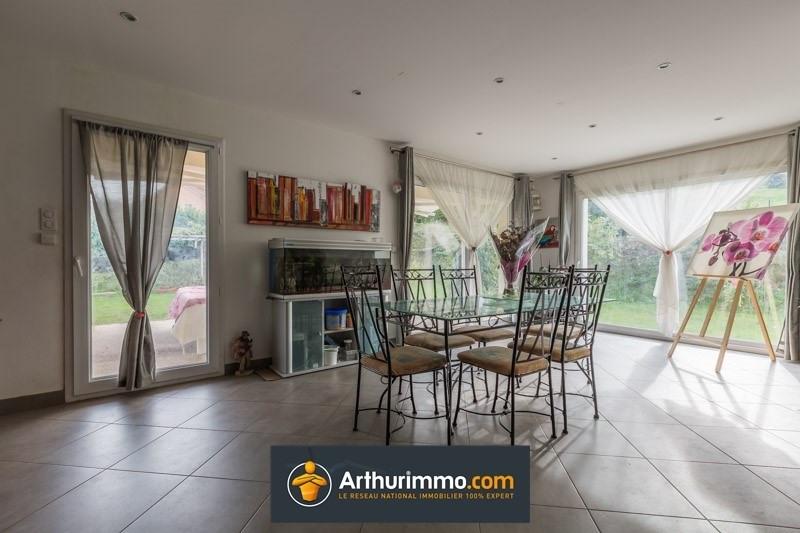 Vente maison / villa Morestel 320000€ - Photo 8