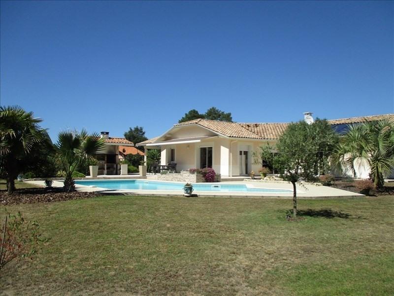 Deluxe sale house / villa St paul en born 446800€ - Picture 1