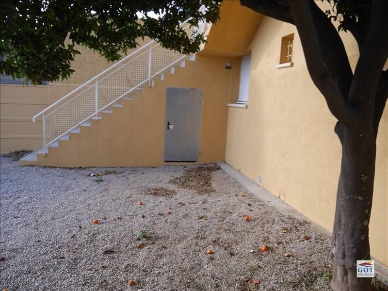 Revenda apartamento St laurent de la salanque 117000€ - Fotografia 1