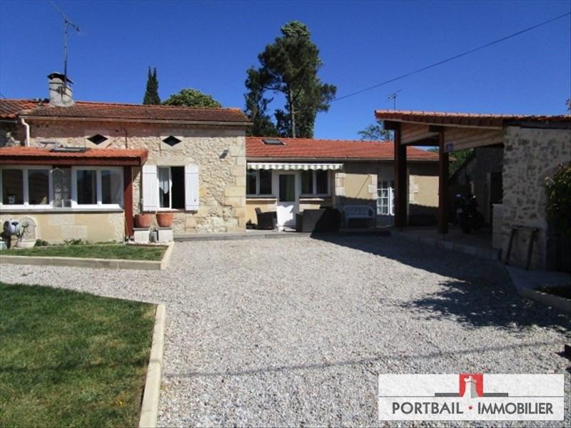 Sale house / villa St andre de cubzac 155000€ - Picture 1