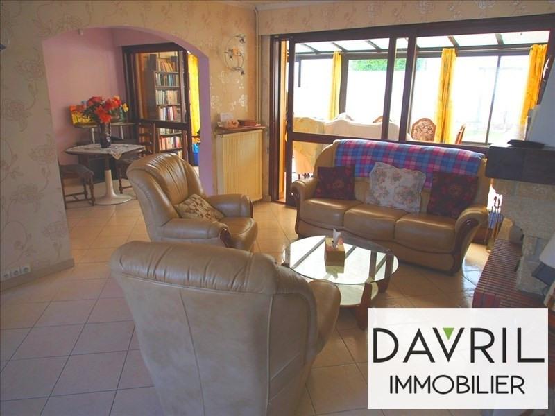 Vente maison / villa Maurecourt 329000€ - Photo 3