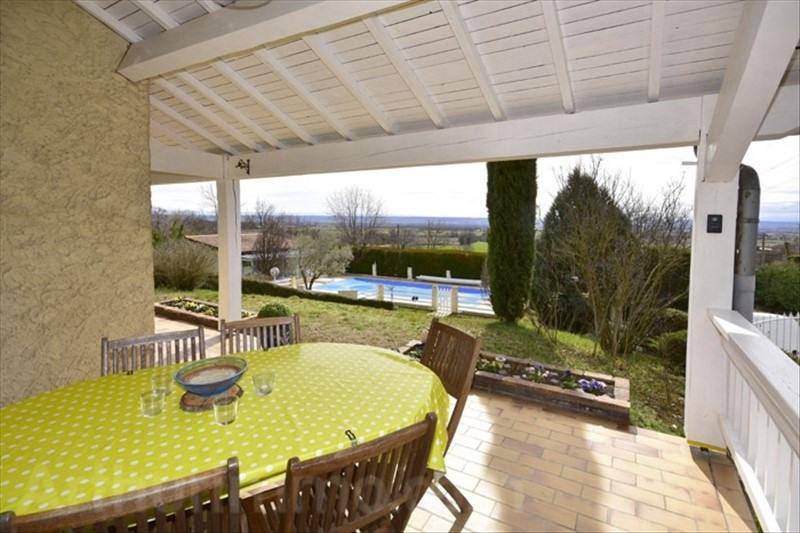 Sale house / villa Bellegarde poussieu 368000€ - Picture 11