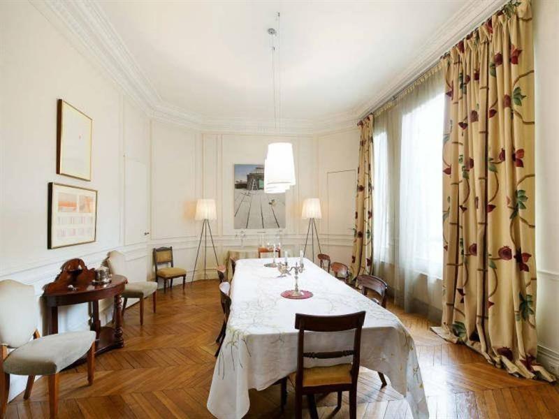 Revenda residencial de prestígio apartamento Paris 16ème 3970000€ - Fotografia 4