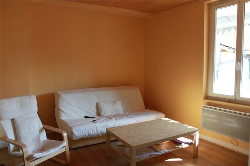 Sale apartment Vienne 131000€ - Picture 1
