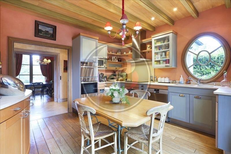 Revenda residencial de prestígio casa Le vesinet 3190000€ - Fotografia 7