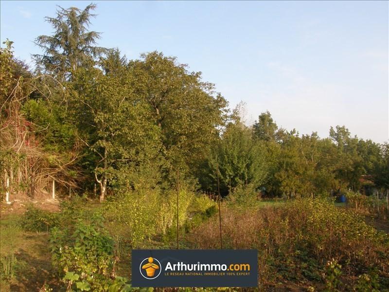 Vente terrain Morestel 70000€ - Photo 3