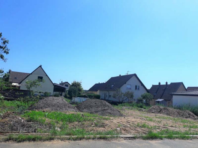 Vente terrain Haguenau 234300€ - Photo 2